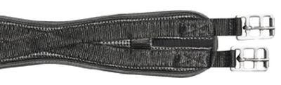 HKM PVC Soft Sattelgurt Elastik bis 90cm