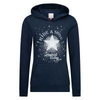 Imperial Riding Sweater mit Kapuze IRHStar Shine