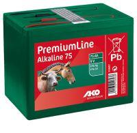 AKO Batterie 9V 75AH Alkaline