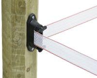 Kerbl Profi Eck-/Streckenisolator 10Stk. 4cm Band
