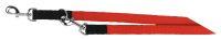 Kerbl Führleine Miami PLUS 25mm/200cm schwarz/rot