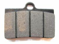 Bremsklotz 69x42mm unten abgerundet