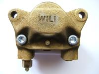 Bremssattel Wili klein