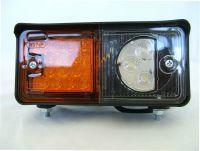 Vorderlicht LED  W07 rechts