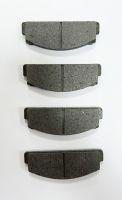 Bremsbelag Fiat 4er-Set
