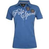 HV Polo Shirt Azura