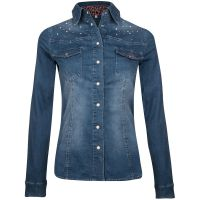 Imperial Denim Shirt Nightless Night