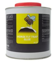 Horse Fly Trap Glue+Pinsel