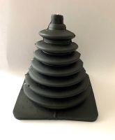 Teleskopgummi, Pyramidenform für Bremspedal