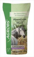 Agrobs Müsli -Alpengrün- 15 Kg
