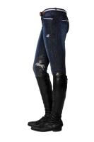 Spooks Reithose -Ricarda- Knee Grip Jeans
