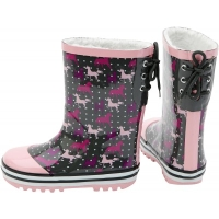 Horka Gummistiefel -LILLY- Thermo