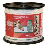 AKO PremiumLine Weidezaunband 200m x 38mm