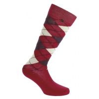 Equi-Theme Argyle Socken